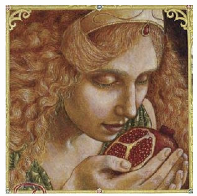 A Pomegranate for Persephone