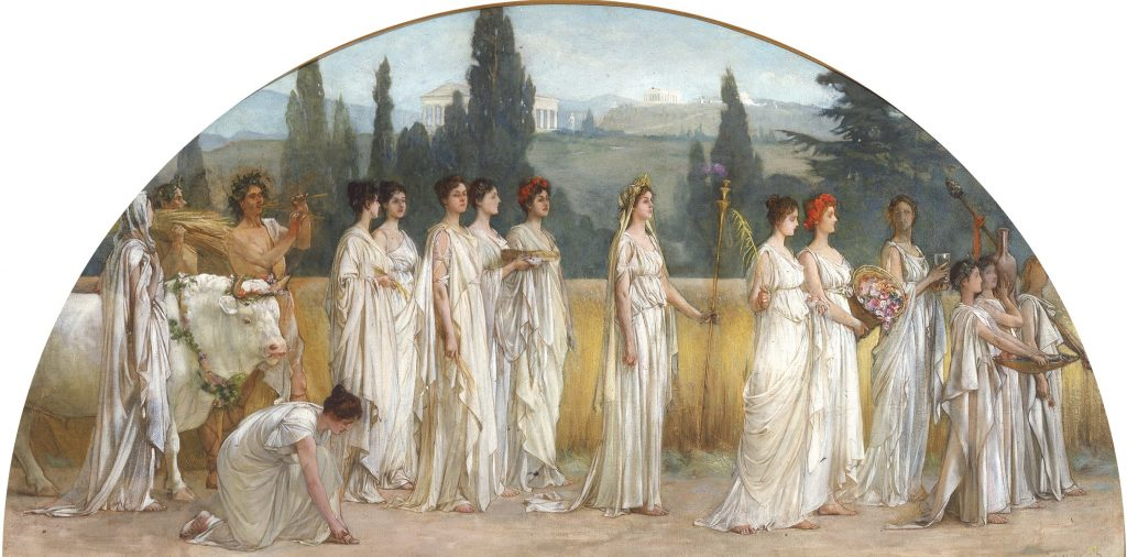 Demeter's Daughters